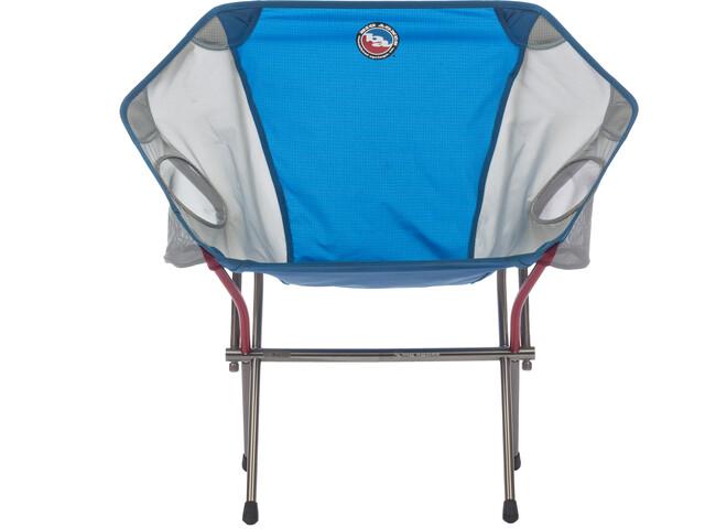 Big Agnes Mica Basin Armchair, blauw/grijs